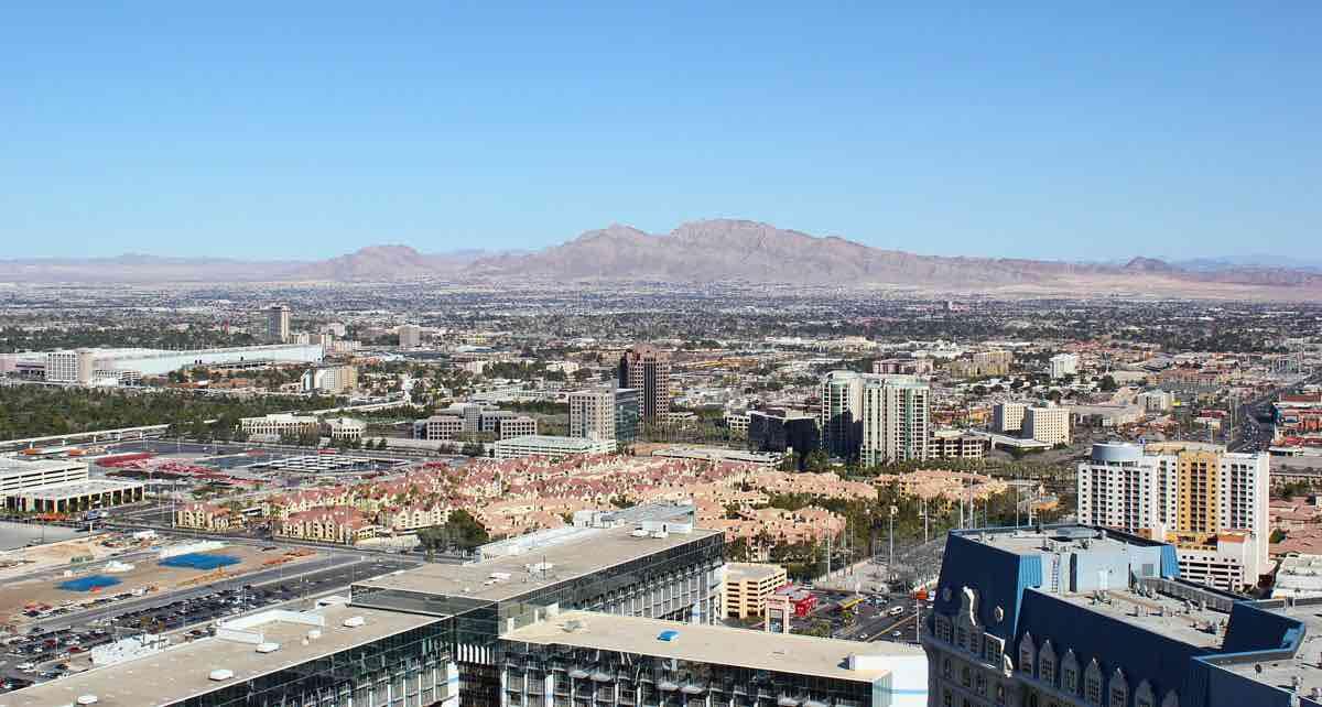 Las Vegas Visitor Information Centers – Tourist Map Of Las Vegas