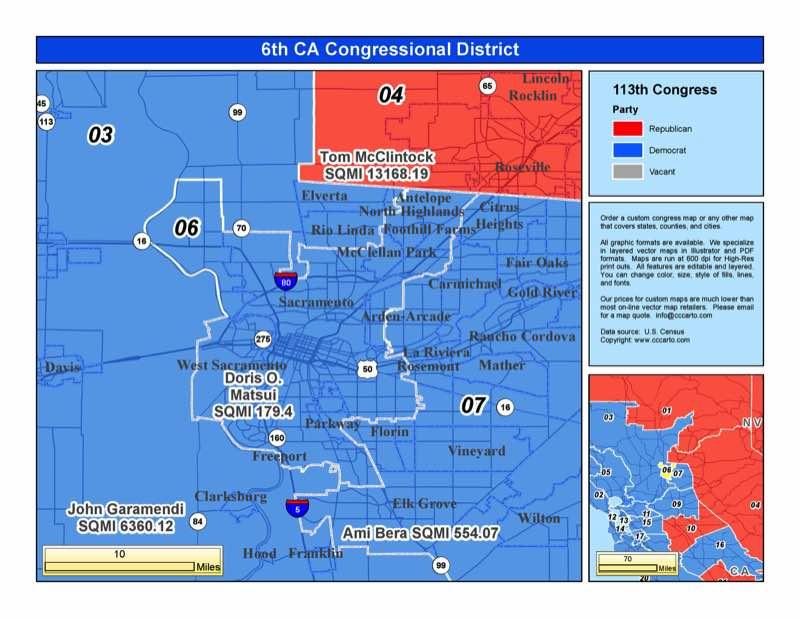 California39s 6th Congressional District