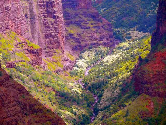 Kauai Grand Canyon Colors