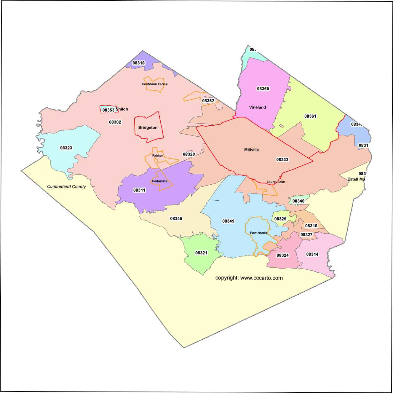 map burlington county nj with Cumberland Zipcodes on Maps in addition Cumberland zipcodes together with Crystal Lake Park also Plymouth Ma in addition 1936245 What Part New Jersey Had Most 2.