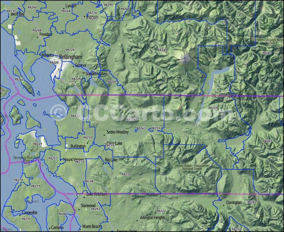 clark county wa zip code map gallery